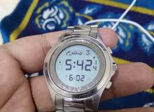 ساعة الفجر بالعربي مستعملة بحالة ممتازة
