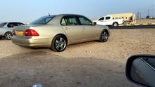Lexus LS 2001 For sale - Gold color