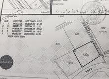 ارض سكنية تصريح شقق - بوشر الرابعة
