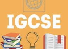 دورات لغة انجليزية و مواد IGCSE