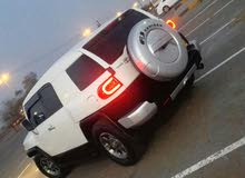 Gasoline Fuel/Power   Toyota FJ Cruiser 2009