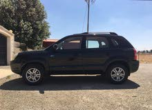 Used condition Hyundai Tucson 2007 with 180,000 - 189,999 km mileage