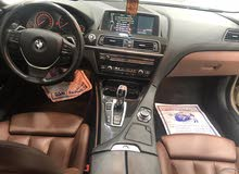 Gasoline Fuel/Power   BMW 640 2013