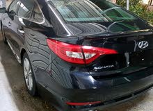 Hyundai Sonata car for sale 2016 in Baghdad city