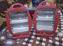 3  دفايات كهربائية نوعين حسب الصور لتفادي شدة البرد