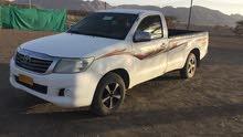 White Toyota Allex 2013 for sale