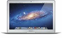 مطلوب شاشة macbook air 11 inch (2011 )  أو جهاز شاشته بحالة جيدة
