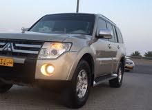 باجيرو 2007 للبيع