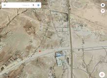 مخطط سكني طريق ابوهادي ماء +كهرباء