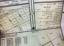 ارض للبيع 909م محضه العوهه