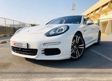 Porsche panamera S up for sale model 2016