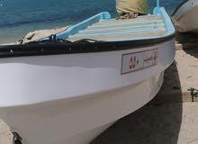 قارب 23 مع محرك 100 هونداء