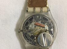 ساعة سواتش+شواحن ايفون اصلية