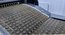Line of biscuits production Russia