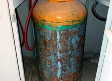 gas cylinder with regulator for sale
