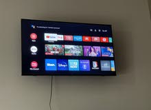 """TCL 55"""" 4K UHD HDR 10+ ANDROID LED TV"""