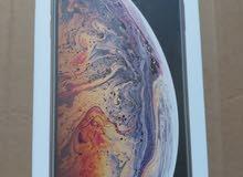 تليفون ايفون اس إكس مكس 512 جي بي جديد ضمان لم يستعمل مازال في الغلاف الأصلي