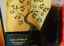 زيت زيتون فلسطيني