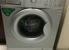 ;-LG Direct drive 7kg wahser with spin.