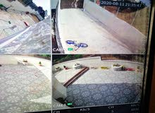 تركيب كاميرات المراقبة