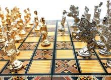 chess للبيع شطرنج مع لعبة طاوله