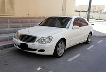 Mercedes S500 top of the range fully loaded , perfect condition