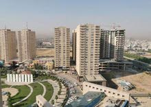 شقه جاهزه لسكن في ارقى منطقه في اربيل مؤثثه بالكامل