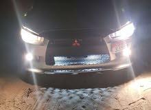 Mitsubishi lancer 2008  GTI( 2.0)
