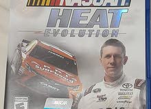 Nascar Heat Evolution,cd ps4