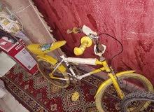 عجلة صفراء مستعملة للبيع بالاسكندرية