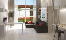 للبيع شقة غرفتين فى ارجان دبى السعر 1.09 مليون بدون عمولة