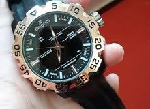 ساعة يد رجالية أصلية