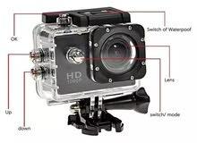كاميرا تصوير رياضية Sports Cam ضد الماء مع مميزات وتفاصيل رهيبة وعالية الجودة والتوصيل مجاني