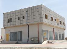 بناية للبيع طابقين ساس وخرايط 4طابق صحار مويلح
