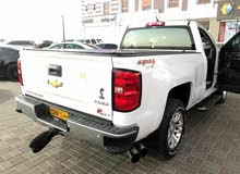 Chevrolet Silverado car for sale 2015 in Muscat city
