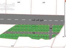 ارض 400م للبيع - البحر الميت
