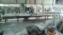 مصنع رخام و جرانيت....بفائدة شهرية (للبيع أو البدل)
