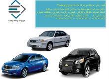مطلوب سيارات لشركة خدمات بترولية