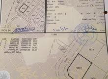للبيع ارض سكنية في العامرات / مدينة النهضة مربع 13