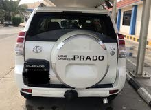 Gasoline Fuel/Power   Toyota Prado 2013