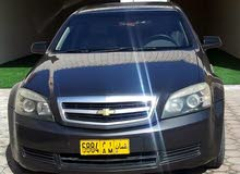 Black Chevrolet Caprice 2008 for sale