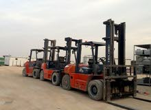 Used Forklifts for sale at a good price