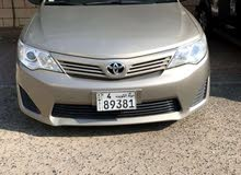 Renting Toyota cars, Camry 2015 for rent in Farwaniya city