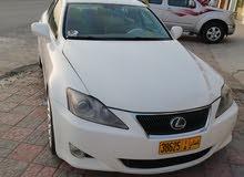 Gasoline Fuel/Power   Lexus IS 2006