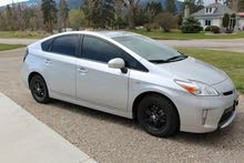 For rent 2013 Silver Prius