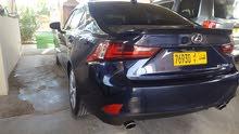 Lexus IS car for sale 2015 in Muscat city