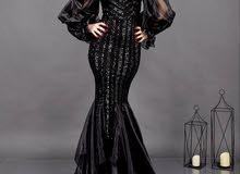 فستان راقي وفخم جدا