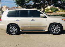 Used 2012 Lexus LX for sale at best price