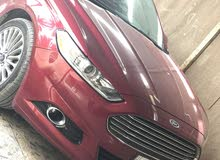 Maroon Ford Fusion 2015 for sale