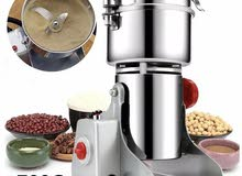 مطحنة القهوة والحبوب الجبارة